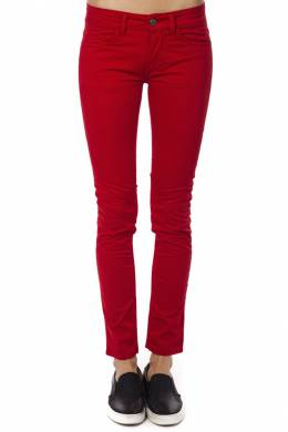 Брюки Trussardi Collection 208_TOSO_ROSSO_RED