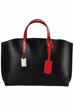 bag Florence Bags 661829_BLACK_AND_RED