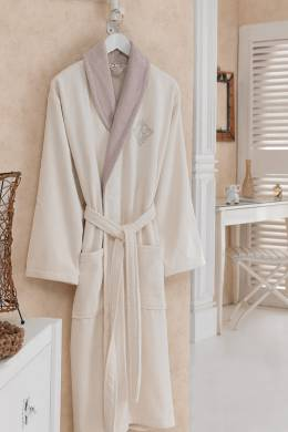 Bathrobe COTTON BOX 338CTN1701