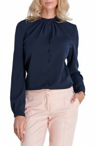 Blouse Colett CB01_NAVY_BLUE
