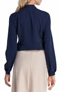 Blouse Colett CB05_NAVY_BLUE