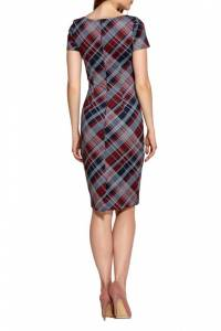 Dress Colett CS11_CHECKERED
