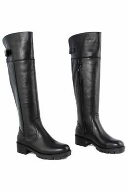 High boots GUSTO 9788_COACH_TANTRA_NERO