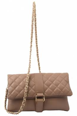 clutch Florence Bags 662025_TAUPE