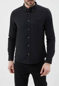 Рубашка Burton Menswear London 22O10LBLK