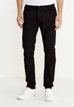 Джинсы Burton Menswear London 12A02LBLK