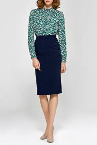skirt Colett CSP03_NAVY_BLUE