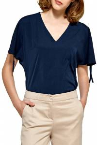 blouse Colett CB15_NAVY_BLUE