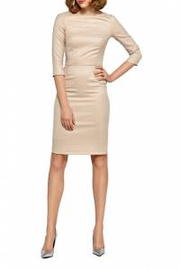 dress Colett CS19_BEIGE