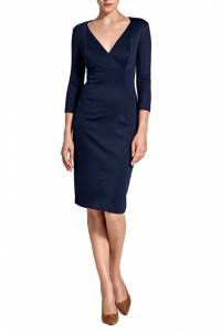 Dress Colett CS26_NAVYBLUE