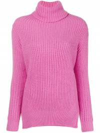 Avant Toi - ribbed roll neck sweater D8906CLA939553830000