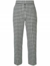 Ports 1961 - vichy cropped trousers 98TWL65FWVC699930953