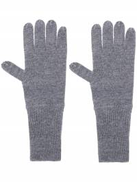 Allude - knit gloves 99069930899530000000