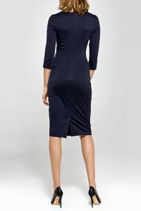 dress Colett CS18_NAVY_BLUE