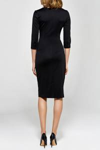 dress Colett CS18_BLACK