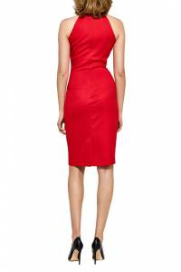 dress Colett CS14_RED