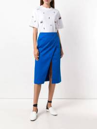 Ports 1961 - knee length skirt 98XXK55FCOU930930595