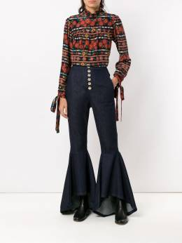 Olympiah - Lima flared trousers 39593699050000000000