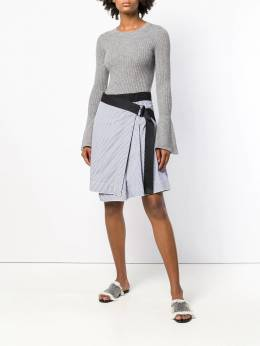 Allude - wide sleeve jumper 99980939869660000000