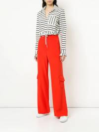 Manning Cartell - Seeing Red pull-on palazzo pants 36666936395590000000