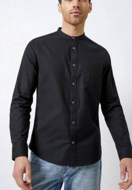 Рубашка Burton Menswear London 22O02LBLK