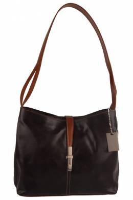 bag Florence Bags 661109_DARK_BROWN_LEATHER