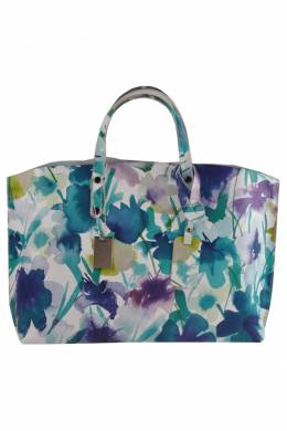 bag Florence Bags 661829_FLOWERS_BLUE