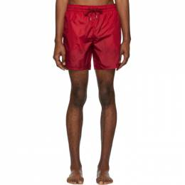 Moncler Red Mare Swim Shorts 191111M19300102GB