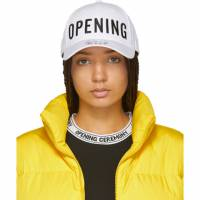 Opening Ceremony White New Era Edition Embroidered 49Forty Cap