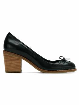 Sarah Chofakian leather pumps SANDYGR4FACH
