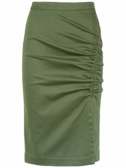 Isolda Heliconia pencil skirt 2HEL1836