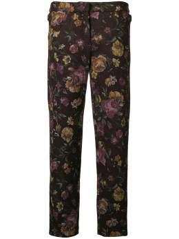 Roseanna Charles floral trousers W18MALCCHARLES