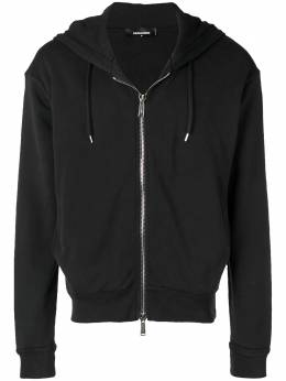 Dsquared2 zipped up hoodie S74HG0059S25030