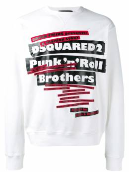 Dsquared2 толстовка 'Punk'n'Roll Brothers' S74GU0311S25305