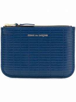 Comme des Garcons Wallet top zipped wallet SA8100BK