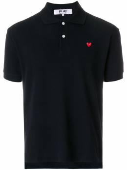 Comme des Garcons Play heart polo shirt P1T204