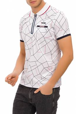 polo Galvanni GLVSM12131251_WHITE_MULTI