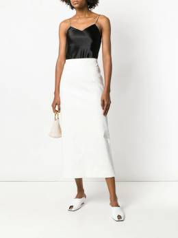 The Row - long fitted pencil skirt 9F9AH936938990000000