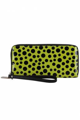 Кошелек Fabretti 77006-GREEN DOT L