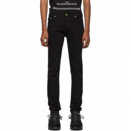 Versace Jeans Couture Black Skinny Fit Jeans 192202M18600207GB