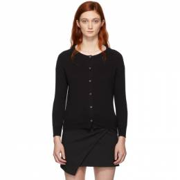 Isabel Marant Etoile Black Napoli Regular Knit Cardigan 19ACA0084-19A053E