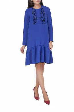 DRESS Foggy FG111_COBALT