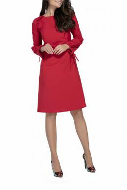 DRESS Foggy FG136_RED