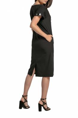 DRESS Foggy FG169_BLACK
