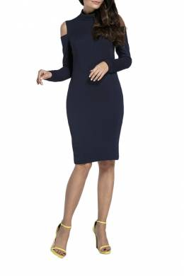 DRESS Foggy FG141_NAVY
