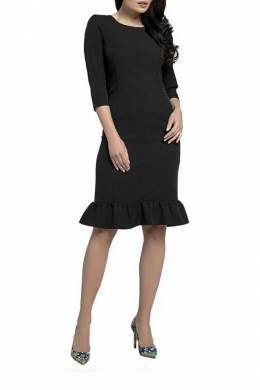 DRESS Foggy FG147_BLACK