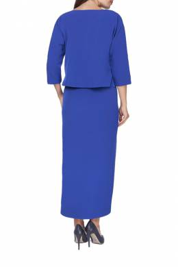 DRESS Foggy FG107_COBALT