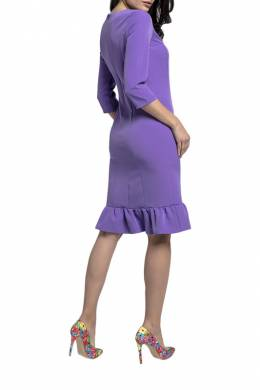 DRESS Foggy FG147_VIOLET