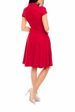 DRESS Foggy FG76_RED