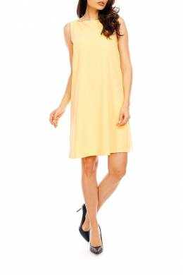 DRESS Foggy FG86_YELLOW